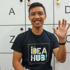 Electrical engineering student Joshua Tambunan has started his new role as 2019 UQ Chief Student Entrepreneur