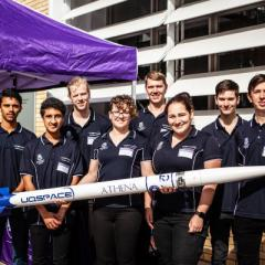 UQ Space is the number one student rocketry organisation in Australia, based at The University of Queensland.